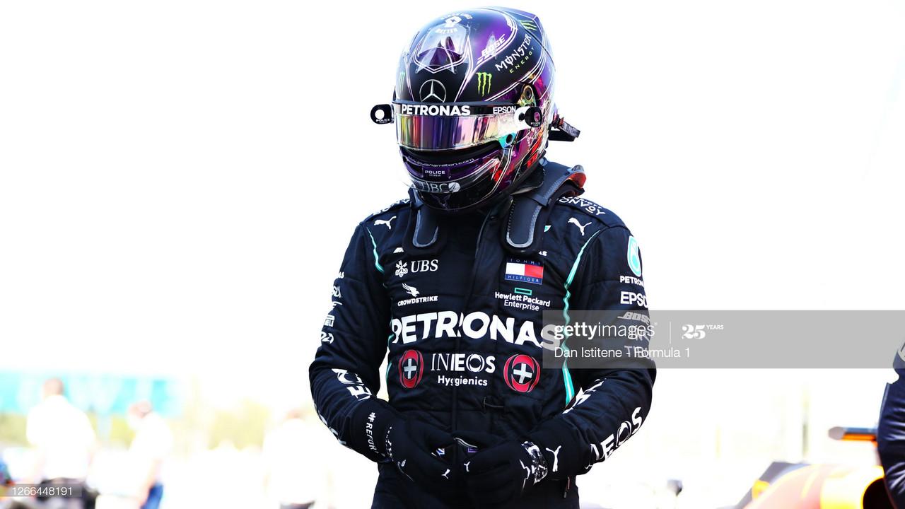 Spanish GP: Hamilton achieves his 92nd pole position
