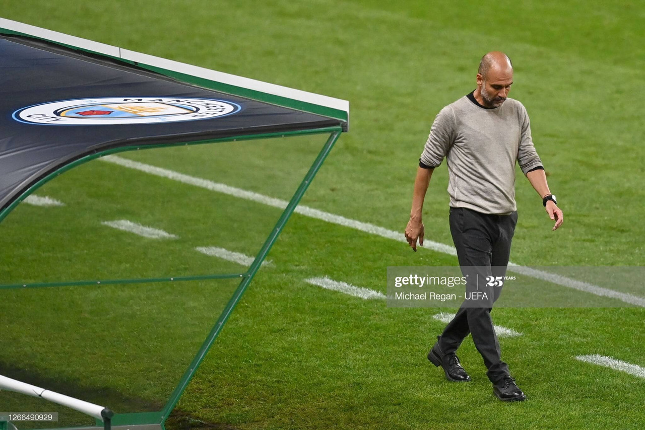 "Guardiola: ""In this competition tactics are not the most important thing"""