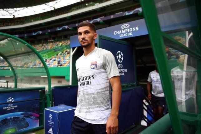 Arsenal prepare fresh bid for Lyon midfielder Aouar