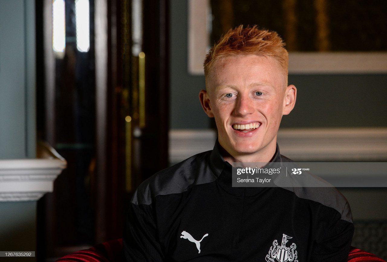 Matty Longstaff's new contract shows where Newcastle United are at