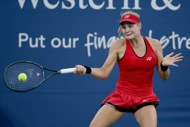 WTA Western and Southern Open Day 1 wrapup: Yastremska edges Venus; Vekic, Rybakina upset