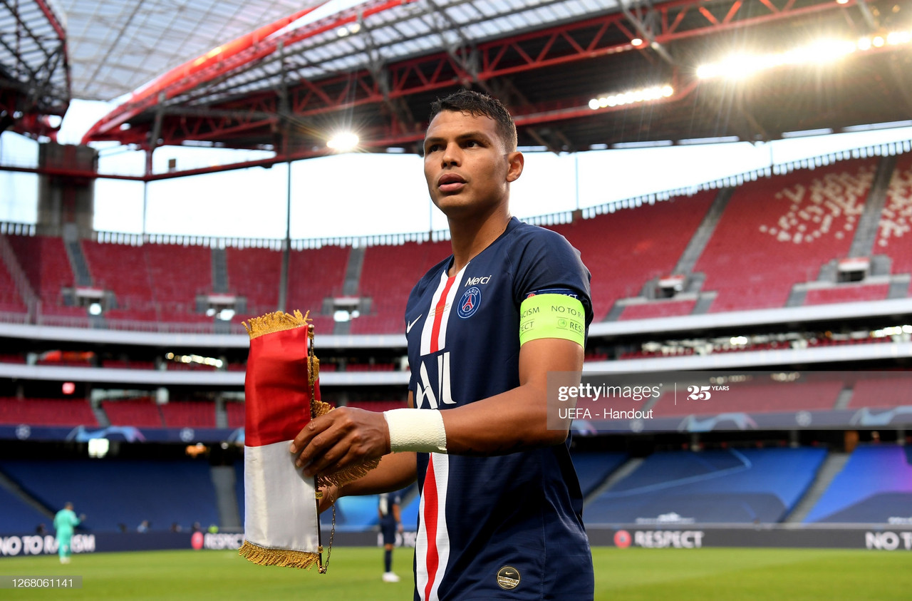 Thiago Silva is the 'Messi of defenders': Chelsea have signed a serial winner