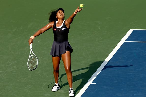 WTA Western and Southern Open: Naomi Osaka rallies to reach third round