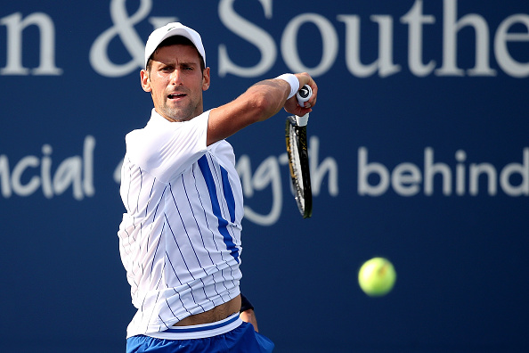 ATP Western and Southern Open: Novak Djokovic glides into last eight