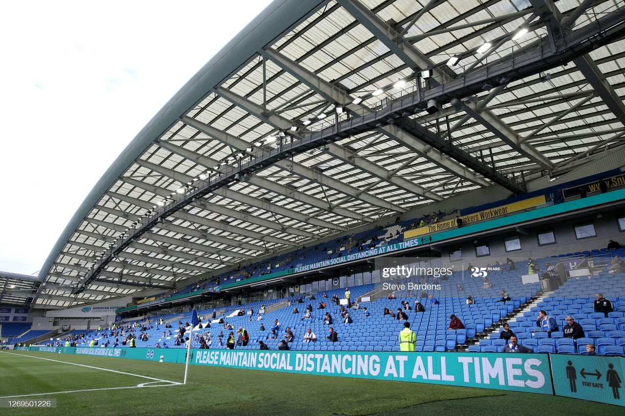 As it happened: Brighton vs Southampton 1-2 in the Premier League
