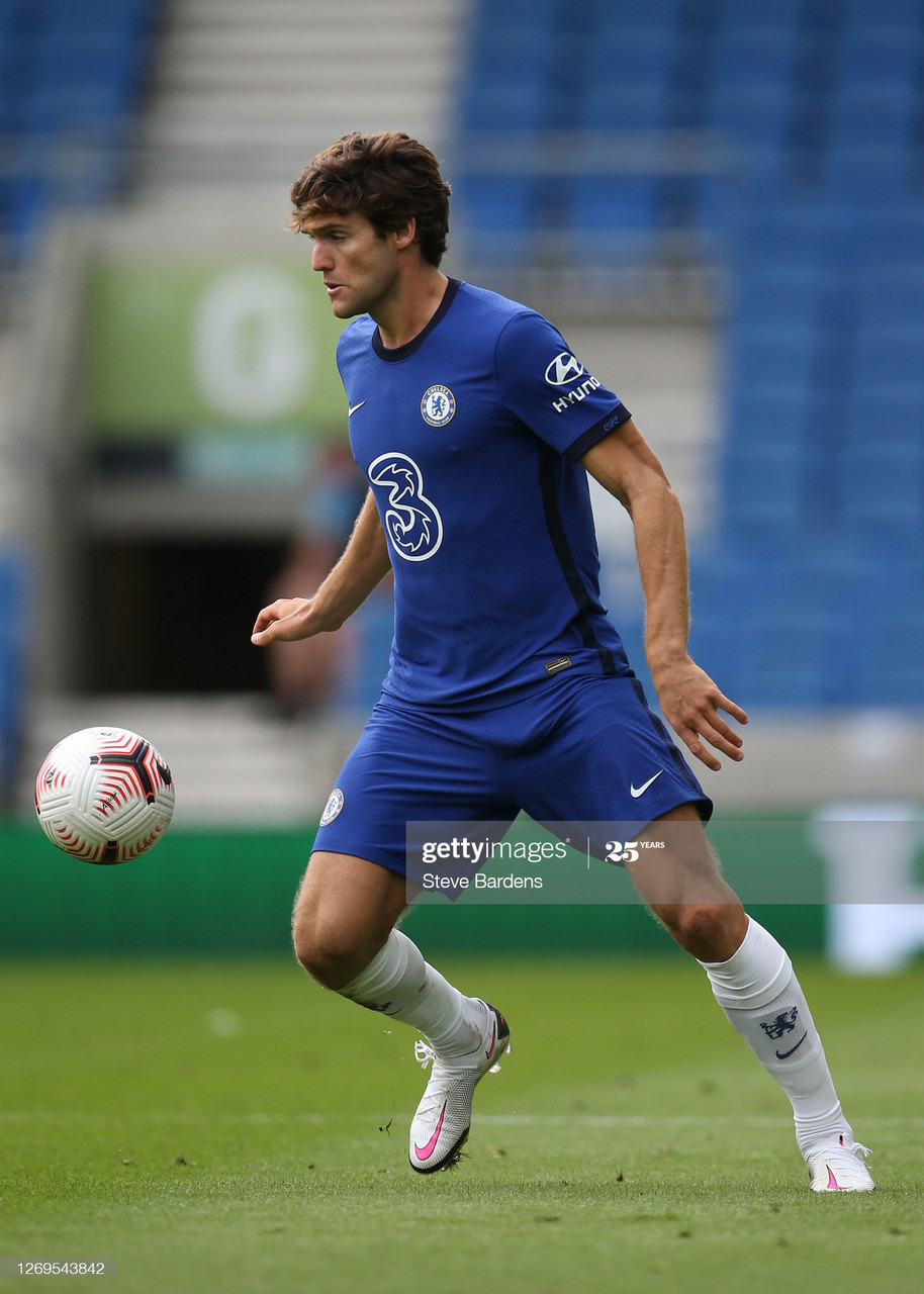 Marcos Alonso: Chelsea should keep a unique player