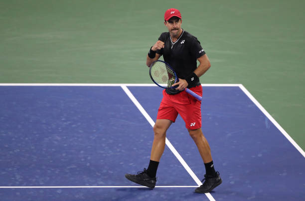 US Open: Steve Johnson upsets John Isner in five-set thriller