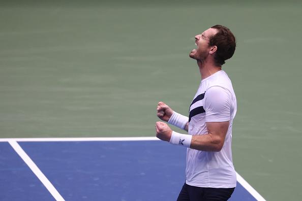US Open: Andy Murray battles past Yoshihito Nishioka in tense first round meeting