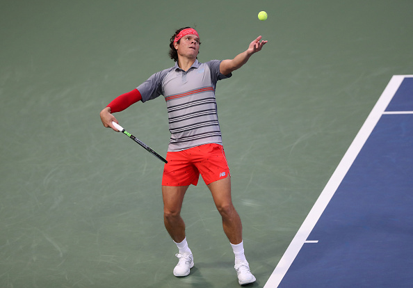US Open: Milos Raonic cruises through to second round