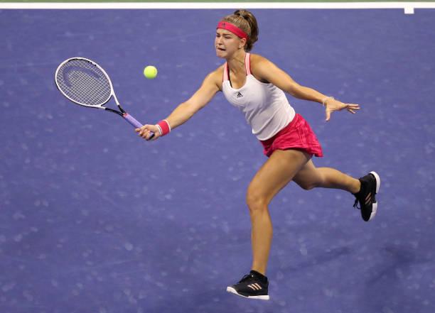 US Open: Karolina Muchova gets past Venus Williams in entertaining encounter