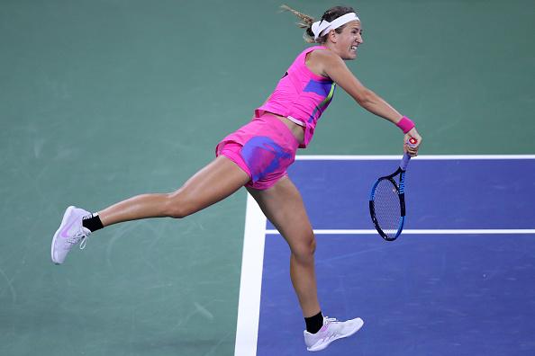 US Open: Victoria Azarenka reflects on all-Belarusian encounter amidst political turmoil