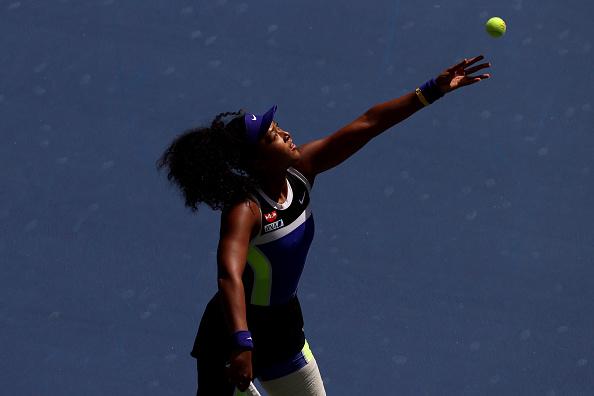 US Open: Naomi Osaka overcomes Marta Kostyuk in three-set battle