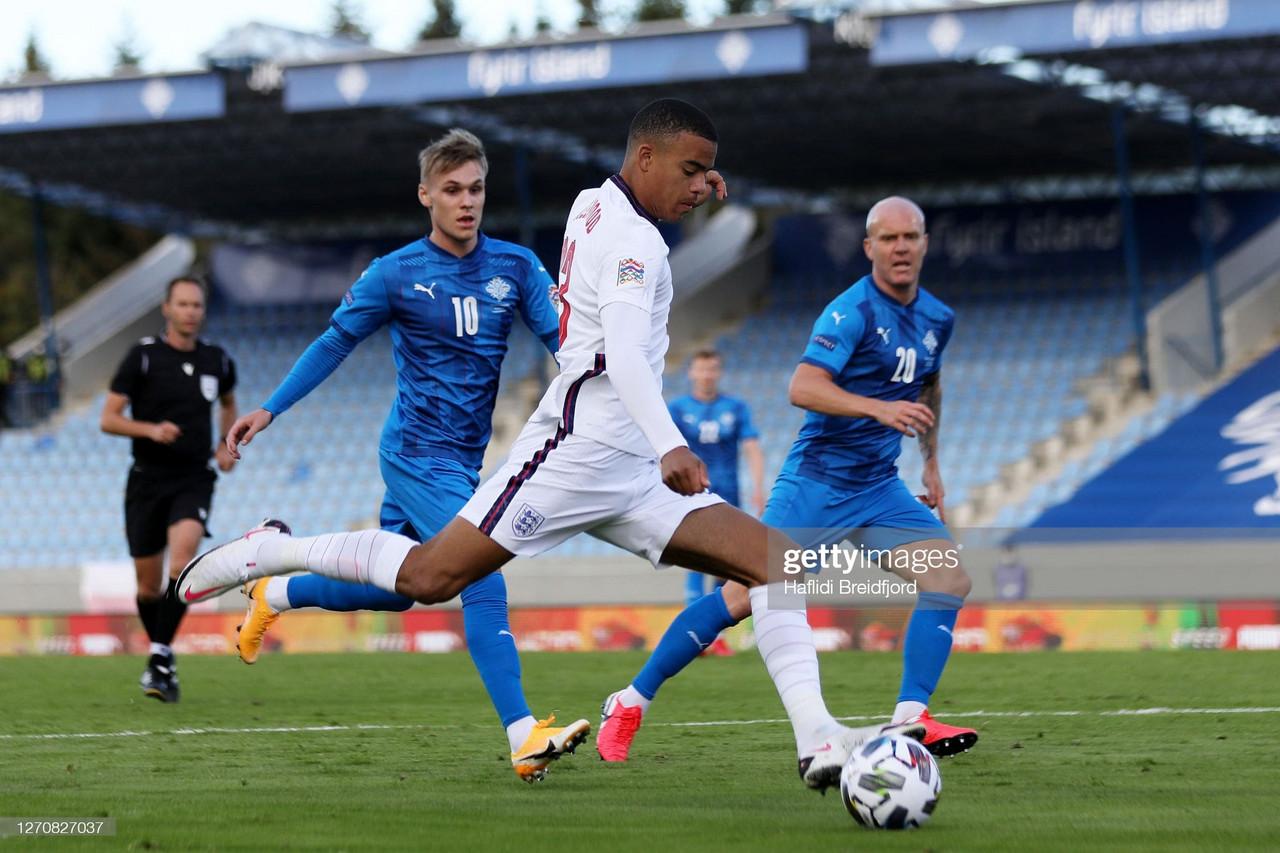 Mason Greenwood: His England tournament dream won't be happening this summer
