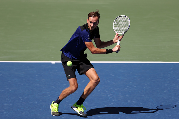 US Open: Daniil Medvedev unbothered by extra coronavirus testing