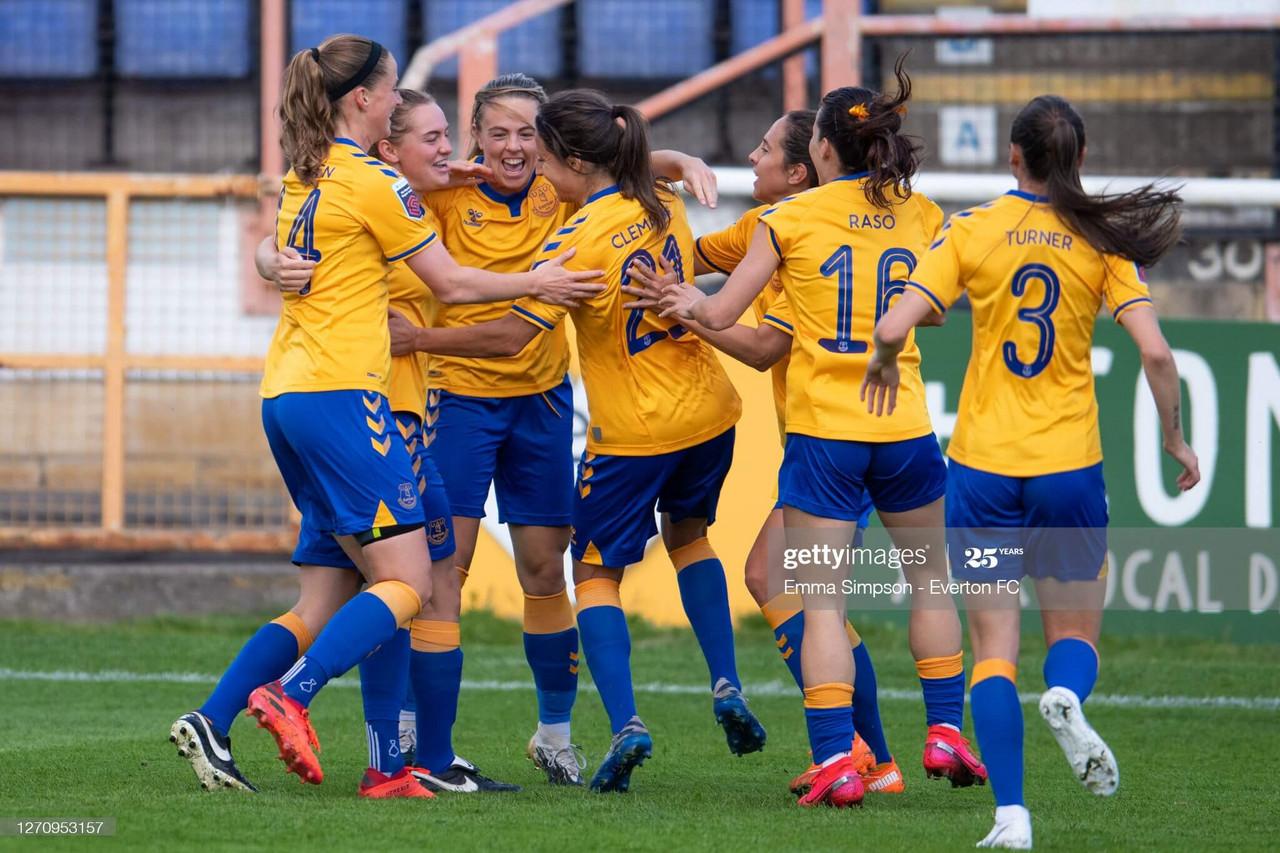 Bristol City Women 0-4 Everton: Lucy Graham punishes her former club at Twerton Park