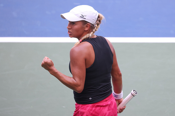 US Open: Yulia Putintseva downs Petra Martic to seal last eight berth