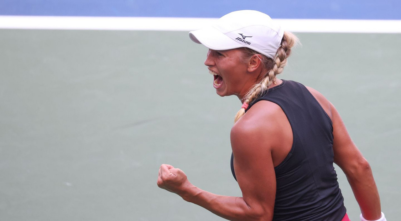 """US Open: Yulia Putintseva maintaining """"solid belief"""" as she prepares for quarterfinals"""