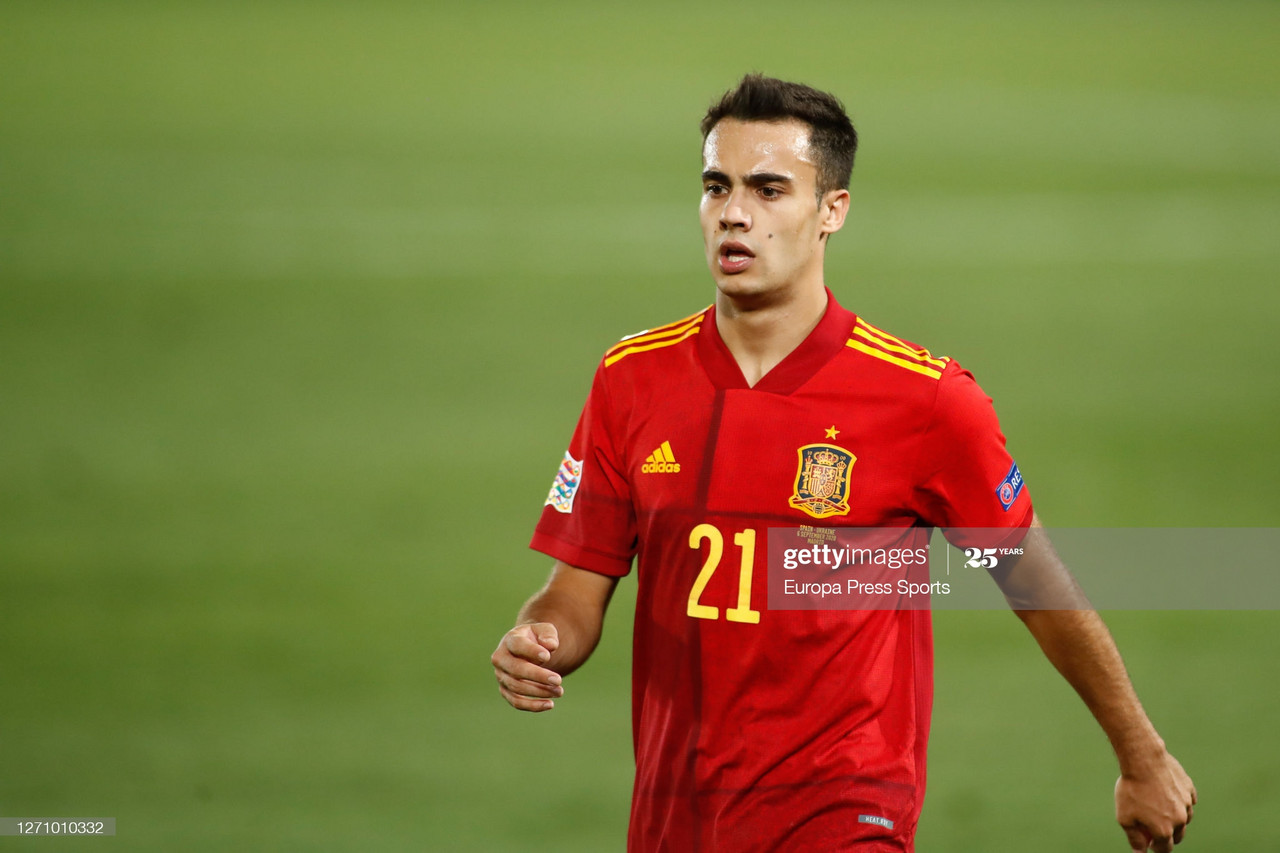Why Manchester United should sign Sergio Reguilón