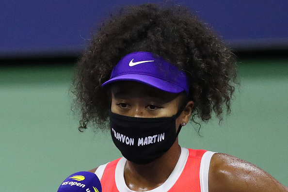 US Open: Wim Fissette backs Naomi Osaka's Black Lives Matter activism