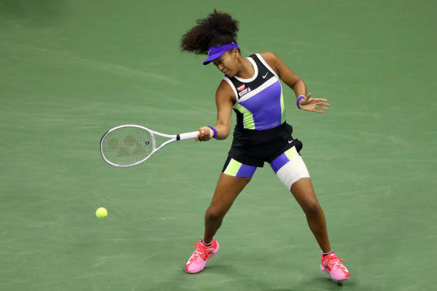 US Open: Naomi Osaka eases past Shelby Rogers, into semifinals