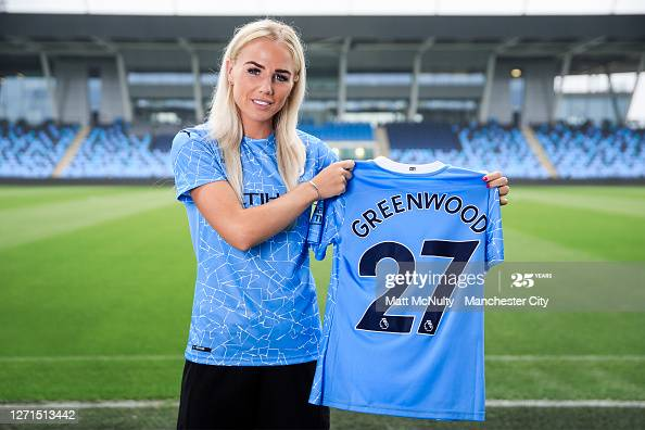 """It was a no brainer when it came to joining Man City"" Alex Greenwood on her return to Manchester"