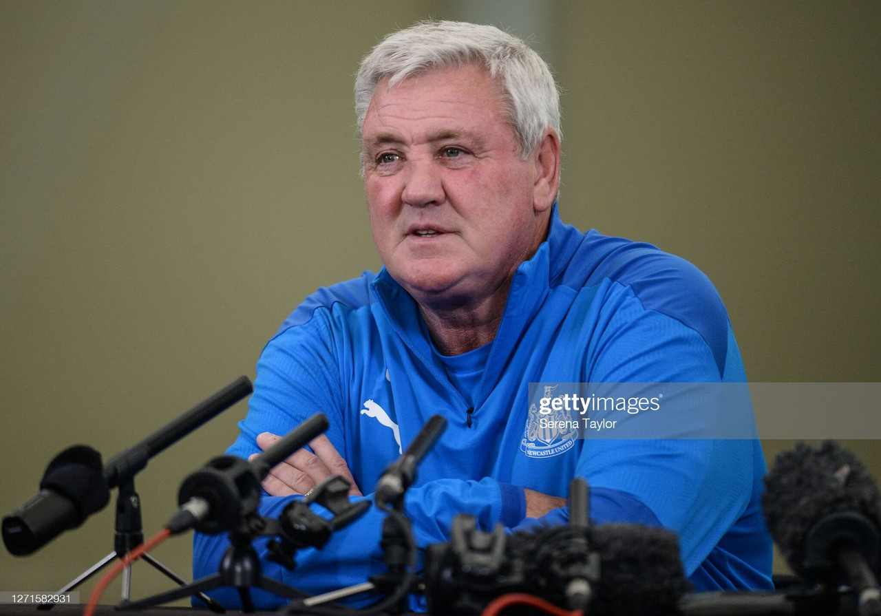 The five key quotes from Steve Bruce's pre-Aston Villa press conference