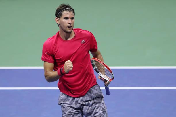 US Open: Dominic Thiem blasts Alex de Minaur