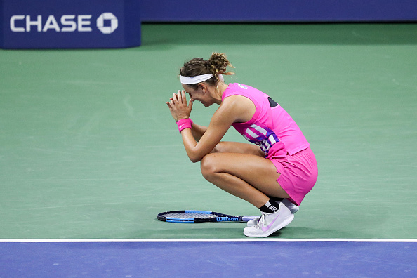 US Open: The fall and rise of Victoria Azarenka
