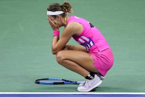 US Open: Victoria Azarenka stuns Serena Williams to reach final