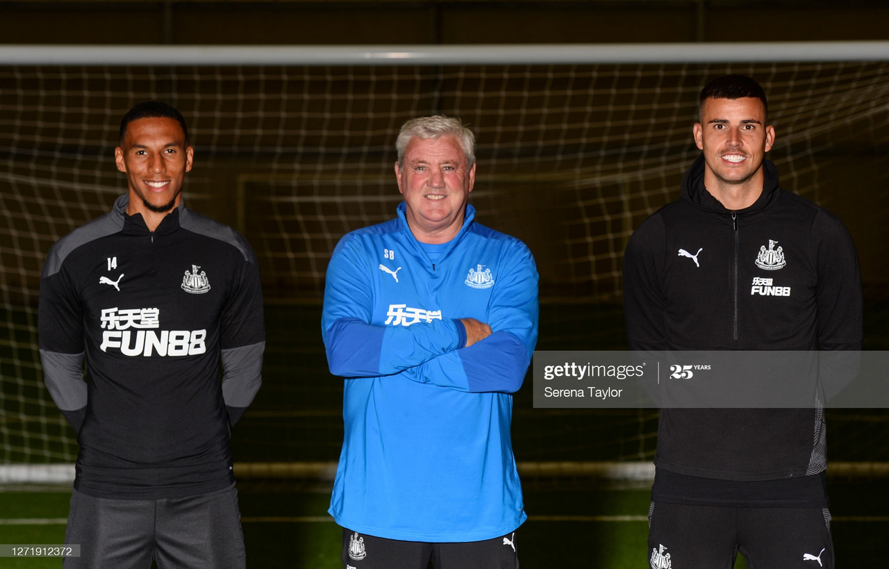 Isaac Hayden and Karl Darlow sign long-term deals at Newcastle United