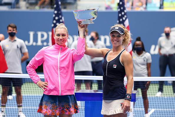 US Open: Siegemund/Zvonareva take Women's Doubles title in first event together
