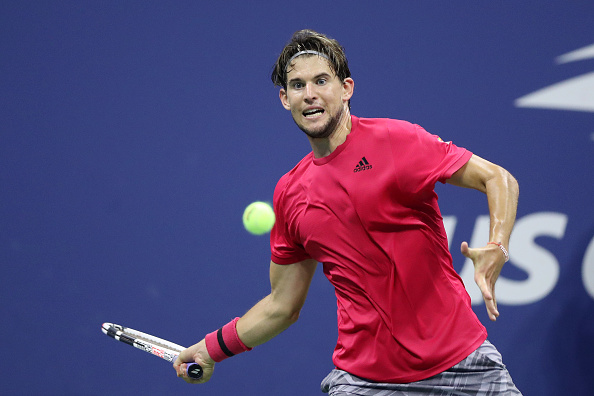 US Open: Dominic Thiem books spot in final with straight set win over Daniil Medvedev