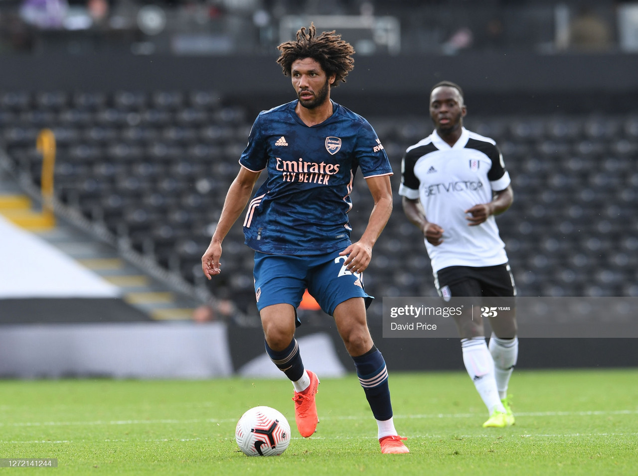 Is Mohamed Elneny here to stay?