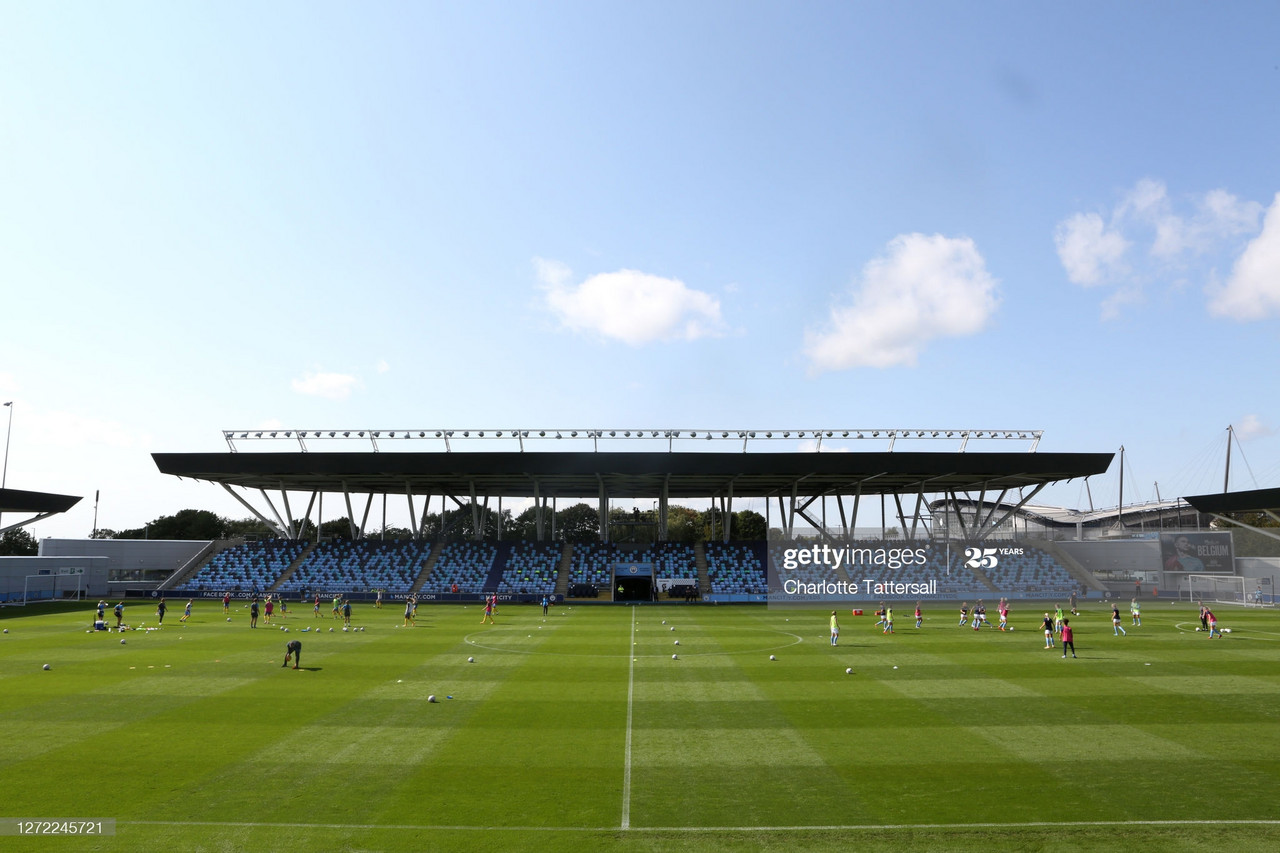 Manchester City Women 0-0 Brighton and Hove Albion: Stalemate at the Academy Stadium