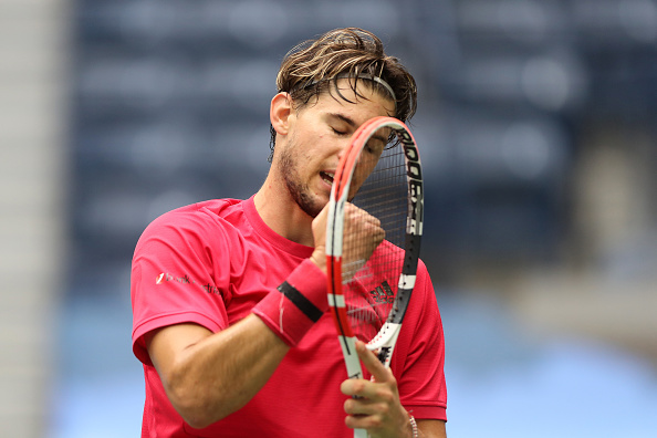 US Open: Dominic Thiem overcomes two-set deficit to win maiden major title
