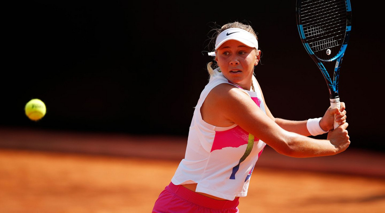 WTA Rome second round preview: Amanda Anisimova vs Dayana Yastremska