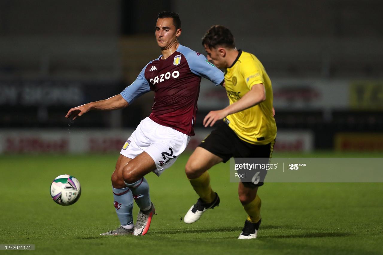 As it happened: Burton Albion 1-3 Aston Villa