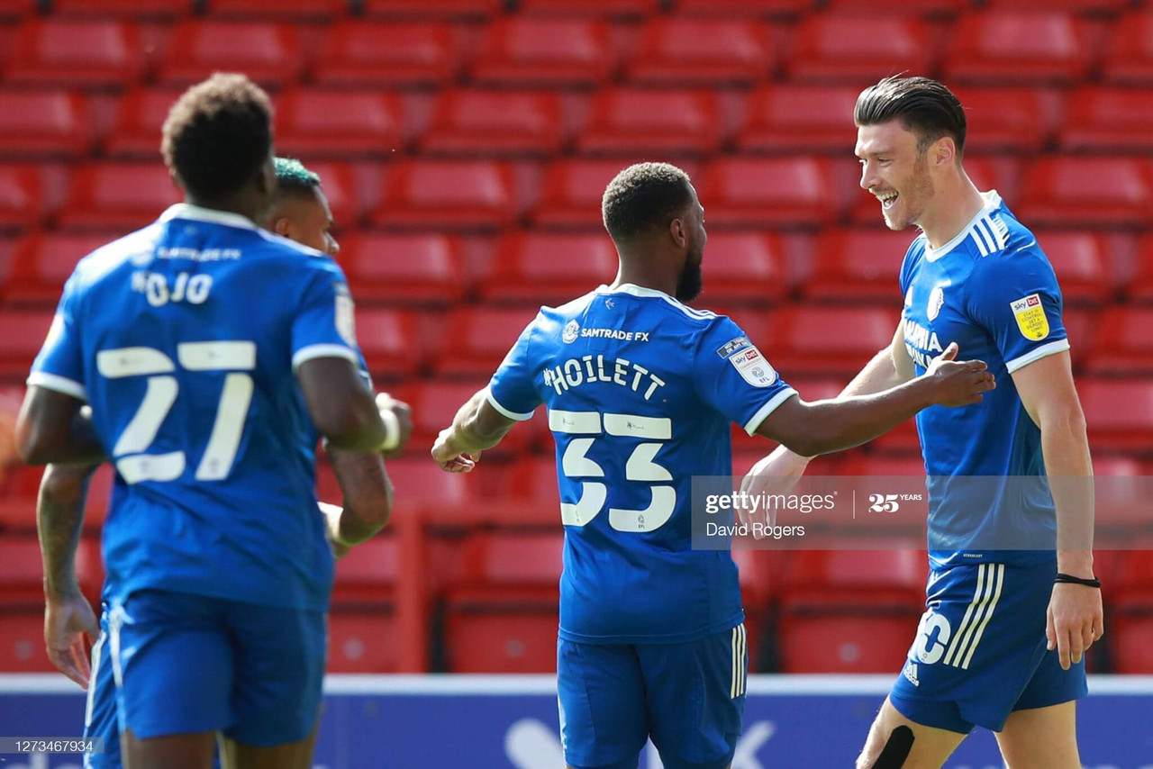 As it happened: Nottingham Forest 0-2 Cardiff City