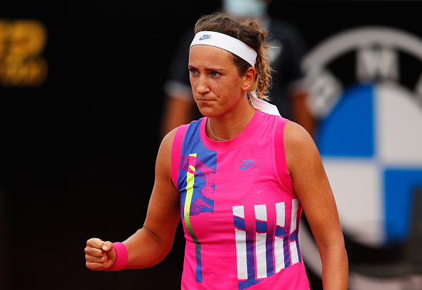 Victoria Azarenka is the fourth seed in Ostrava (Image: Clive Brunskill)