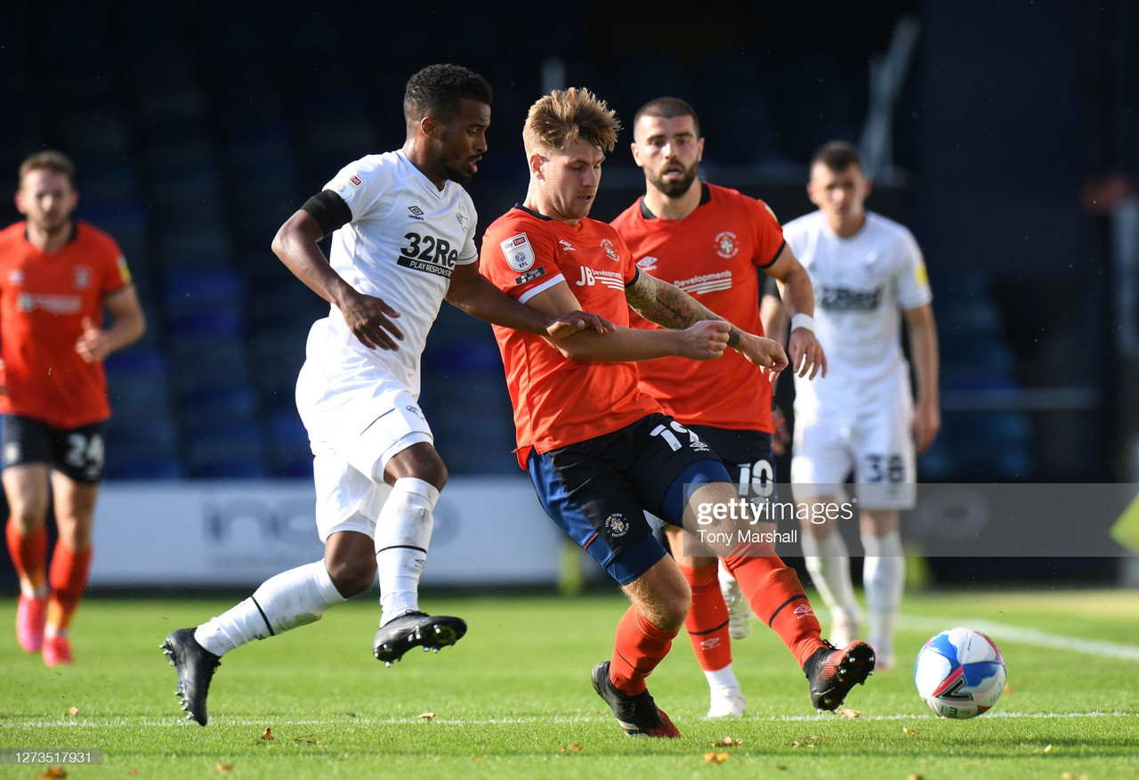 Derby County vs Luton Town preview: How to watch, kick-off time, team news, predicted lineups and ones to watch