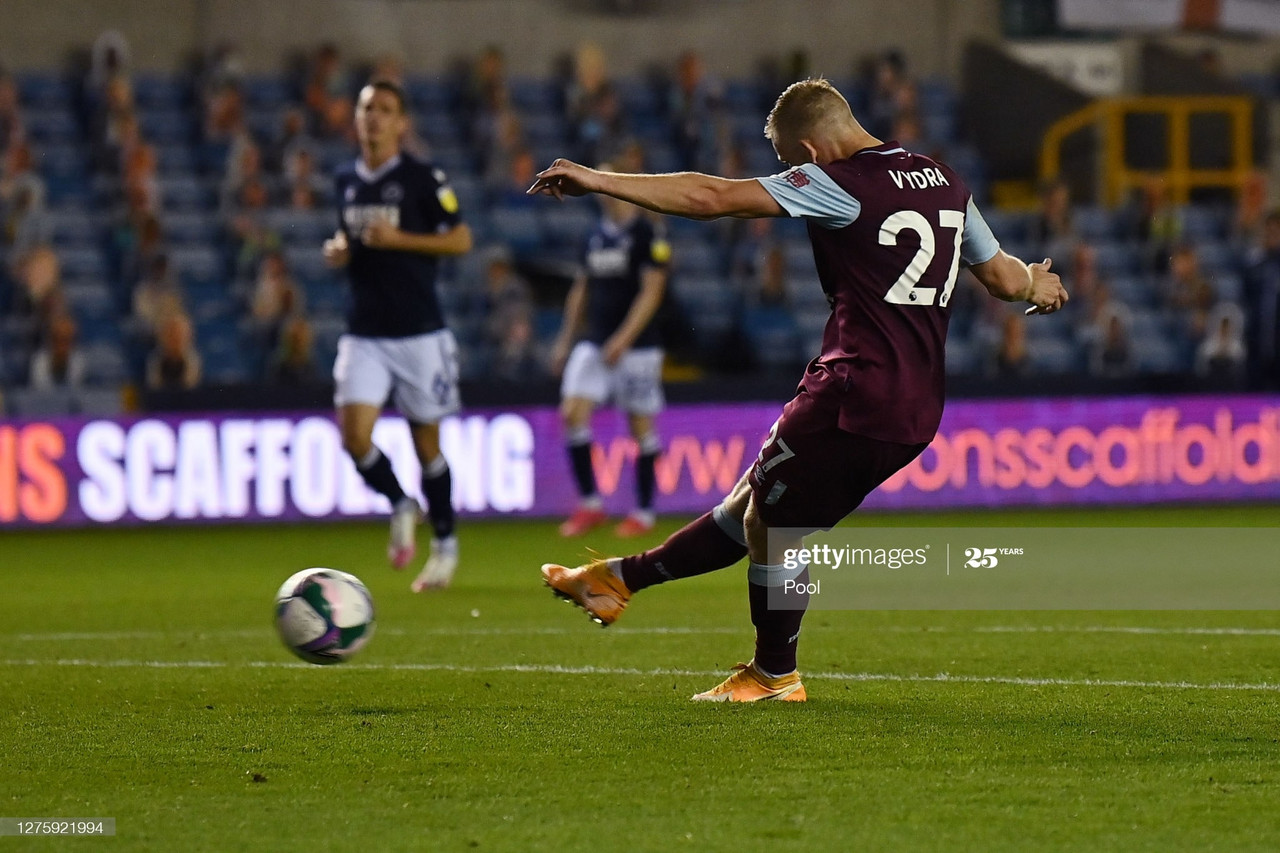 Millwall 0-2 Burnley: Clarets show Premier League class to book place in Last-16