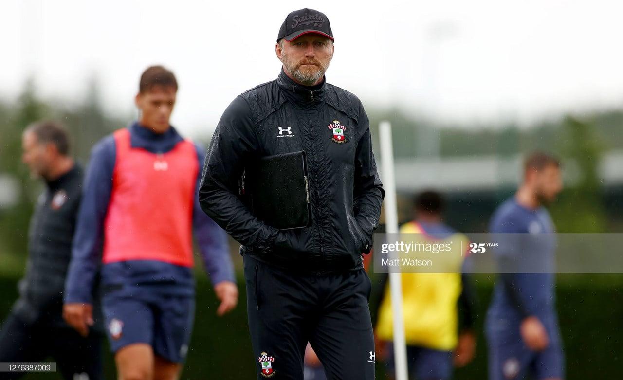 Ralph Hasenhuttl demands better from Southampton ahead of Burnley clash