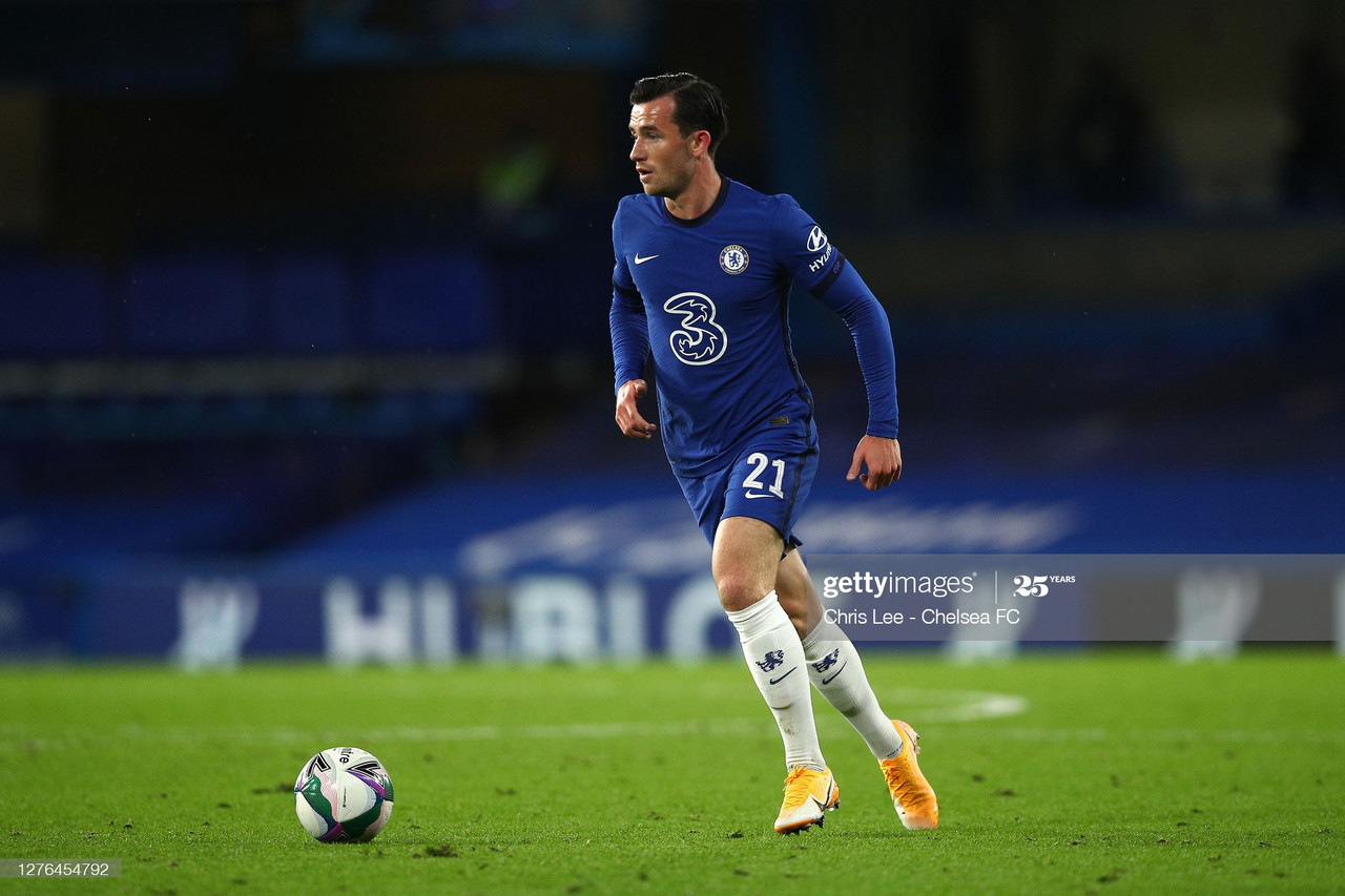 Ben Chilwell: The missing piece of Lampard's puzzle?