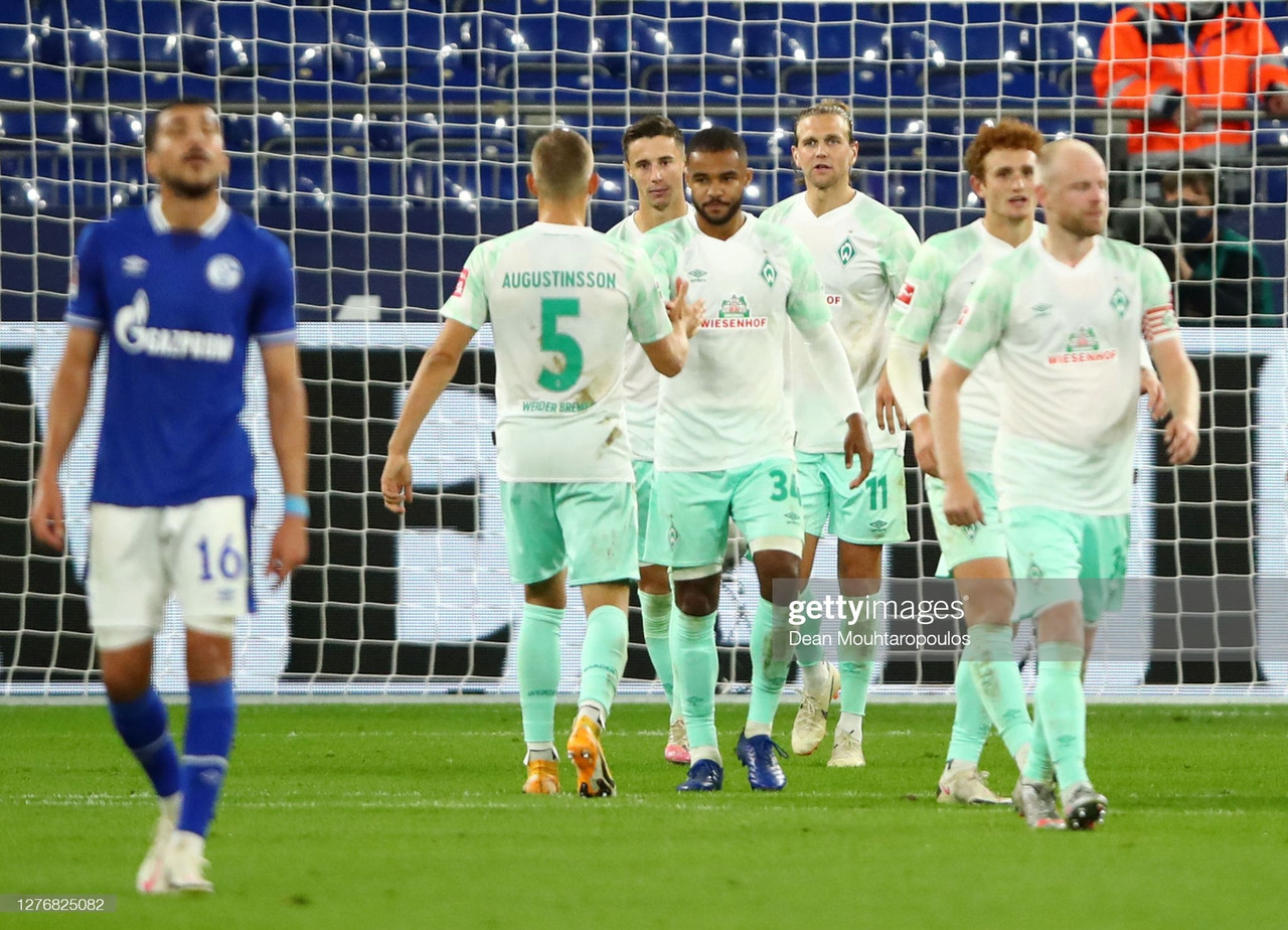 Werder Bremen vs Schalke 04: How to watch, kick off time, team news, predicted lineups, and ones to watch