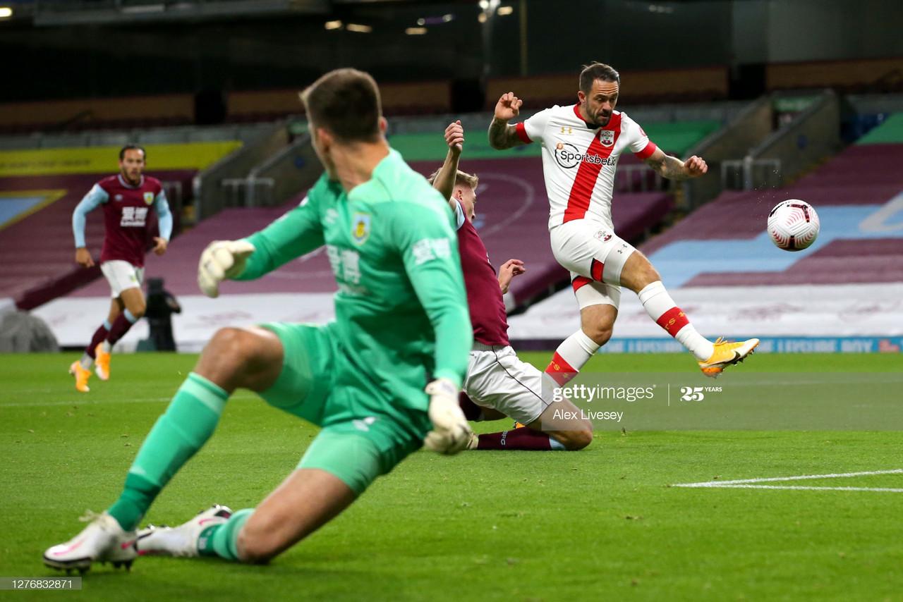 The Warm Down: Saint Danny gives Southampton first Premier League points
