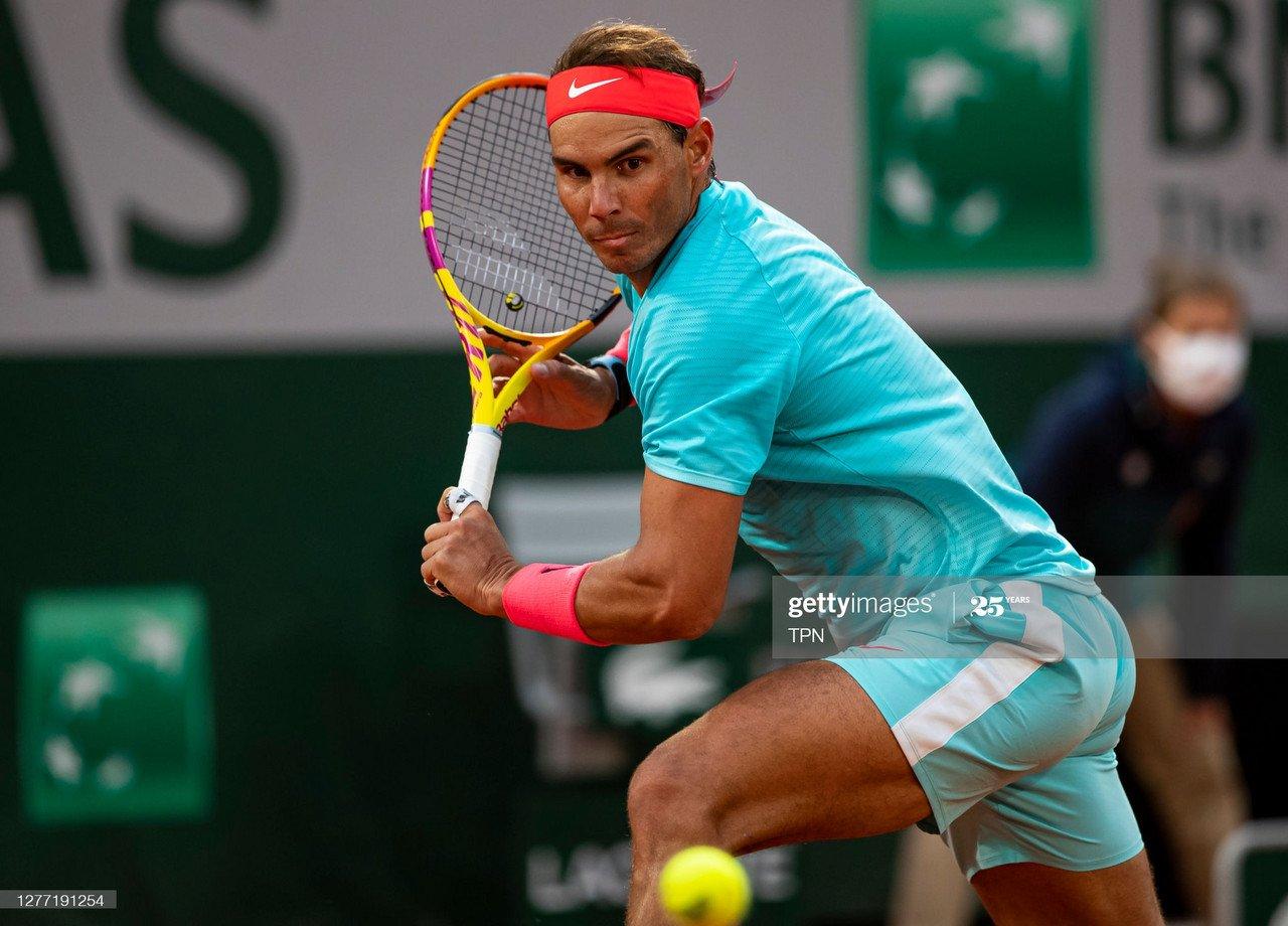 French Open: Nadal edges past Gerasimov