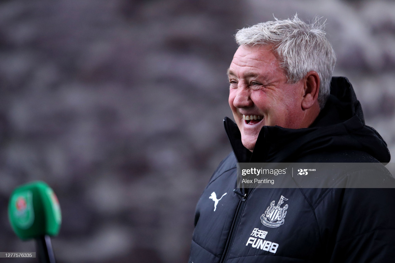 Steve Bruce: Photo Credit (Alex Pantling/Getty Images)