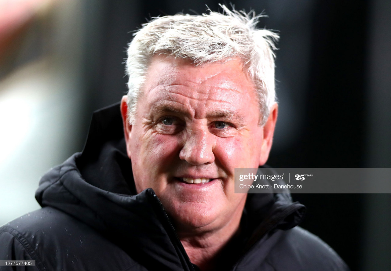 The five key quotes from Steve Bruce's post-Wolverhampton Wanderers press conference