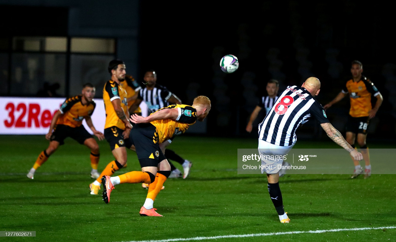 As it happened: Newport County 1-1 Newcastle United(4-5 pens) in the Carabao Cup