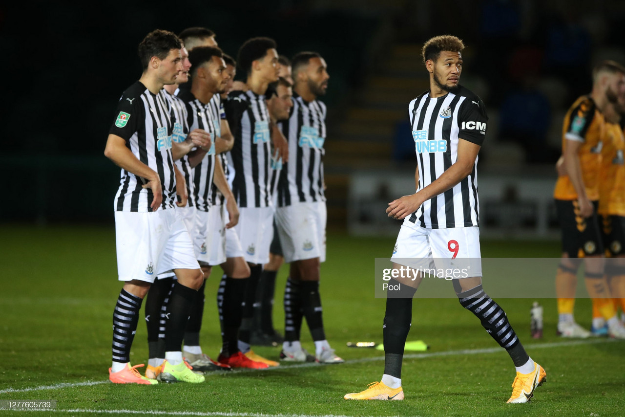 As it happened: Brentford 1-0 Newcastle United in the Carabao Cup Quarter Final.